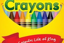 Crayons Children's Ministry Curriculum Ideas / Teach kids Bible lessons based on crayons. Use these fun ideas along with our Crayons 12-Week Children's Ministry Curriculum. / by Children's Ministry Deals