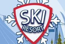Ski Resort Children's Ministry Curriculum Ideas / Teach kids fun Bible lessons with these 4 fun skiing themed lessons. These ideas could be use to go along with our Ski Resort 4-Week Children's Ministry Curriculum / by Children's Ministry Deals