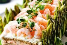 Parsareseptit - asparagus / Parsareseptejä herkutteluun.