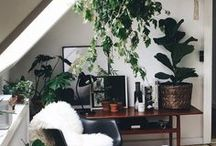 ❇ Interior - Office and creative space