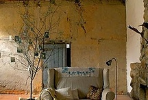 Paris, Je T'Aime / On the small farm in Provence and at antique stalls at the Seine, we found our inspiration. With the French poetic woman as a model, we have created animated, patinated and romantic things. Embroidered fabrics, worn wood and historical patterns.