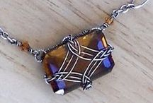 And More Jewelry DIY & Ideas / Jewelery to make and buy! Some great tutorial! / by Flipper I Am