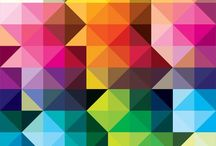 DL DESIGN • GEOMETRIC / Sweet eye candy shapes & palettes