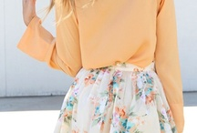 Spring/ Fall Fashion