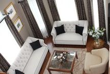 Decor ideas / Home décor ideas including window treatments, artwork, furniture and accessories.