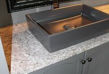 Bathrooms / Bathroom design ideas / by Mulberry Interiors