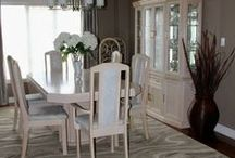 Dining Rooms / Dining room ideas provided by Mulberry Interiors, Oakville, Ontario, Canada.