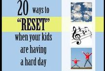 Kids / teaching ideas and other stuff to do with kids