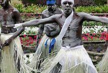 African gods