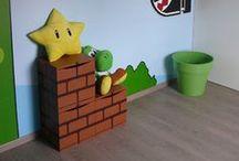 Mario Theme / by Flipper I Am