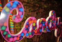 Candy Land / Colorful Candy / by Barbara Washburn
