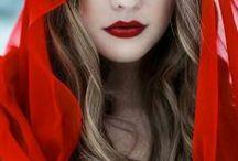 Glamour Lips ~ Lip Gloss ~ Lipstick Shades ~ Lips / by GSG MINERAL COSMETICS