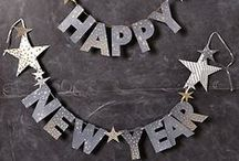 New Year's Eve Party Ideas & Recipes / by Nashville House & Home & Garden Magazine