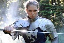 Lady Knights, Women Warriors