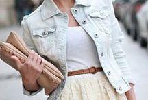 Fashion Inspiration / beautiful fashion inspirations & wishlist