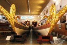 Naval or Deniz Museum Istanbul