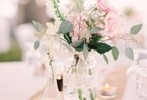 Centerpiece Ideas / Let Cocktail's Catering design and provide your centerpieces!