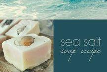 Homemade Soap / DIY recipes for soap making.