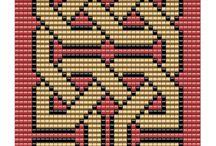 Beads....loom patterns, etc / by D Brinkman