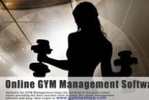 Online GYM Management Software / Software for GYM Management helps the working to the great extent whole providing the best possible tools to make the whole management efficient and easy.
