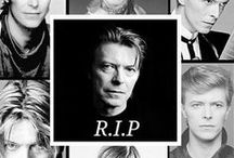 The Amazing David Bowie..RIP / The One And Only David Bowie  Rip To A Musical Genius There Will Never Be Another ….Jan 8th 1947-Jan 10th 2016 x  I Dont Know Where Im Going From Here But I Promise It Wont Be Boring - David Bowie x