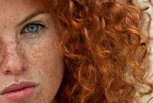 Portrait of a Character ~ Female: Auburn Hair