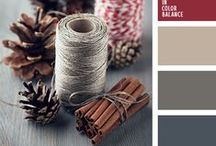 Colour Palette / For painting, sewing, and crocheting projects.