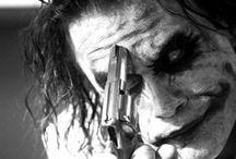 Heath Ledger..The Joker