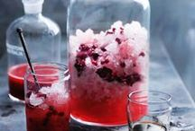 Drinks / Inspiring, not necessarily alcoholic, drinks and drinks recipes
