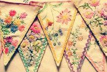 Embroidery, Cross Stitch & Needlework