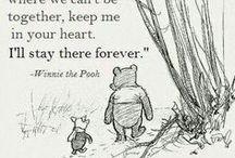 Pooh and Paddington / Winnie the pooh and Paddington Bear