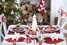 Decorațiuni de Crăciun / Lasă bucuria Crăciunului să te cuprindă. Alege-ți o ținută veselă și festivă, dar aranjează-ți și casa în același mod!