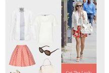 """Get The Look – Reese Witherspoon / Au trecut aproape cincisprezece ani de când Reese Witherspoon ne-a oferit una dintre primele lecţii de modă în cunoscuta comedie """"Blonda de la drept"""", iar lecţiile continuă din ce în ce mai serios."""