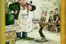 Don Martin / Don Martin was the crazed artist who did the artwork for Mad Magazine. His humour was wild and yet subtle.