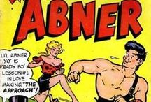 Lil Abner / Li'l Abner is a satirical American comic strip featuring a fictional clan of hillbillies in the impoverished mountain village of Dogpatch, USA. Written and drawn by Al Capp (1909–1979), the strip ran for 43 years, from August 13, 1934 through November 13, 1977