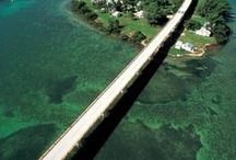 Florida Keys / The charming and historical region of the Florida Keys