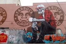 ☕  Graffiti művészet  ☕