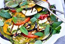 Salads / No need for a boring salad