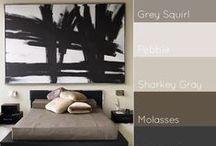 Dark Brown / Fabulous Dark Brown, usually in interior design
