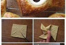 Puff Pastry / You will look much more clever than you really are once you start cooking with puff pastry