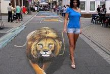 Street art / 3D