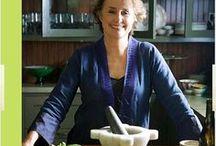Chez Panisse / The Berkley restaurant, Chez Panisse, run by Alice Waters