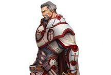 RP Character Inspiration / Inspiration for roleplaying characters, avatars and graphic concepts.