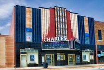 Cinema Nostalgia / Movie theaters from around the world that exhibit our films.