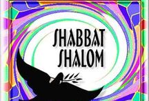 Shabbat Shalom eCards / Shabbos is also known as the Jewish Sabbath. It begins each and every Friday at sundown. Shabbos is one of those things that one can be sure of. It is a time of rest, reflection and rejuvenation. One of the Greetings one shares on Shabbos is Shabbat Shalom.  Another greeting is Gut Shabbos.  For FREE Shabbat Shalom eCards & FREE Gut Shabbos eCards ~visit http://www.SayItWithEcards.com (right column)     / by Say It With eCards Judaic Greetings - Jewish