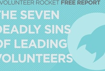 Leading Volunteers / Articles, tips and tricks for leading volunteers in church world! / by Liquid Church