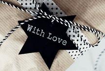 Christmas Gift Wrapping and Gift Tags