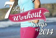Workout Playlists / Popular Songs that get your blood flowin, heart rate pumpin, and mindset determined!!!!