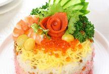Japanese Food / by Kris Bettinger