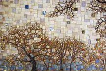Art - mosaic, few ideas / Mosaic ideas